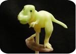 飴細工 ティラノサウルス